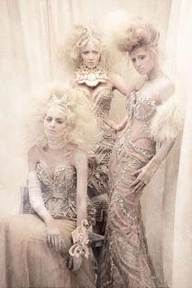 Haute couture baroque amato lekpa bijou luxe evanescentes