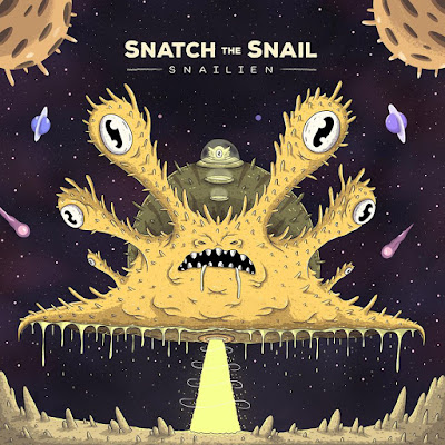 Snatch the Snail Snalien