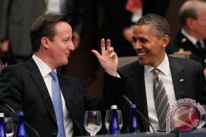 Obama-Cameron Bahas Pengunaan Senjata Kimia di Suriah