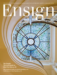 Ensign January 2018