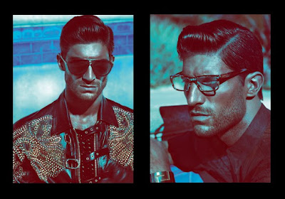 Ryan Barrett by Mert & Marcus for Versace Man Spring 2012-4