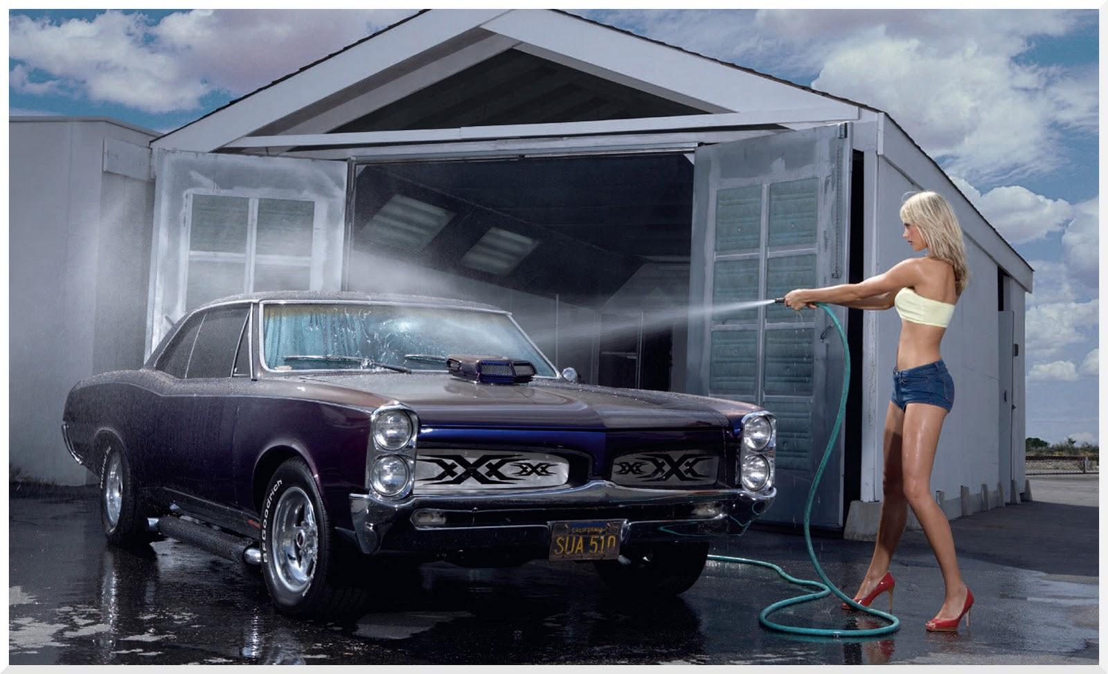 Lepotice i Zveri - Page 2 Ford+Car+Wash_Girl
