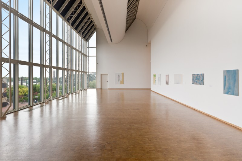 R.H. Quaytman, Michael Krebber at Museum Ludwig