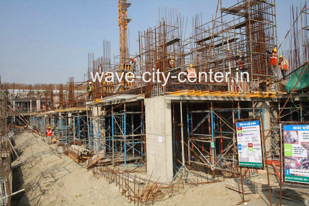 Wave City Center Construction Update 6