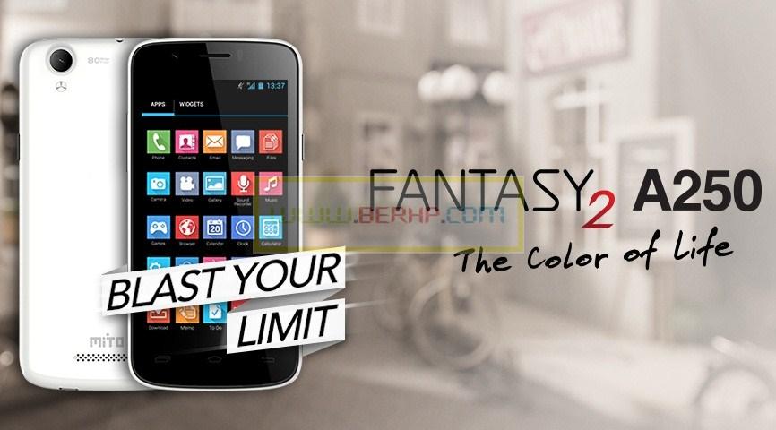 MITO Fantasy 2 A250, Gambar dan Pilihan Warna