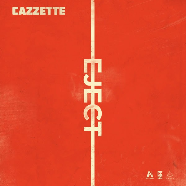 Cazzette - Eject Cover