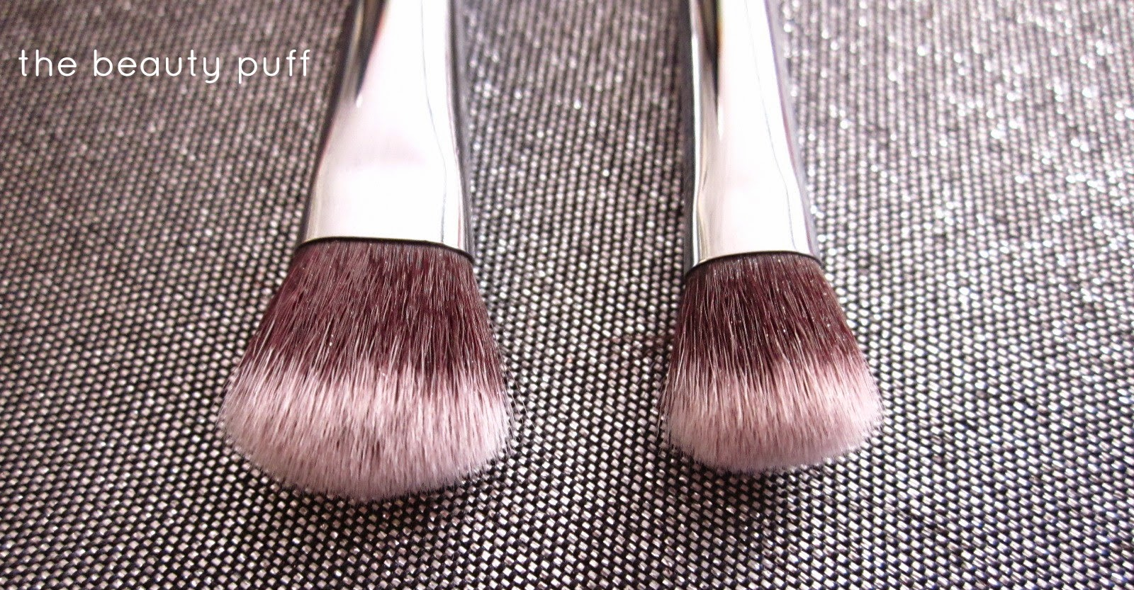 it brushes for ulta - all over shadow and precision brush - the beauty putt