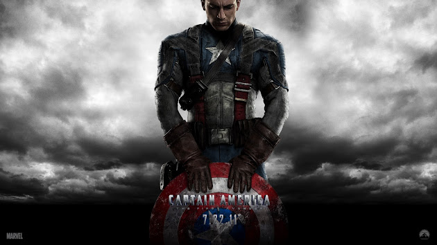 Pemain Captain America The First Avenger