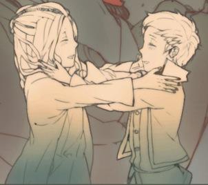 jovenes tully y baelish - Juego de Tronos en los siete reinos