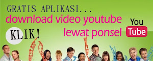 CARA DOWNLOAD VIDEO YOUTUBE LEWAT PONSEL