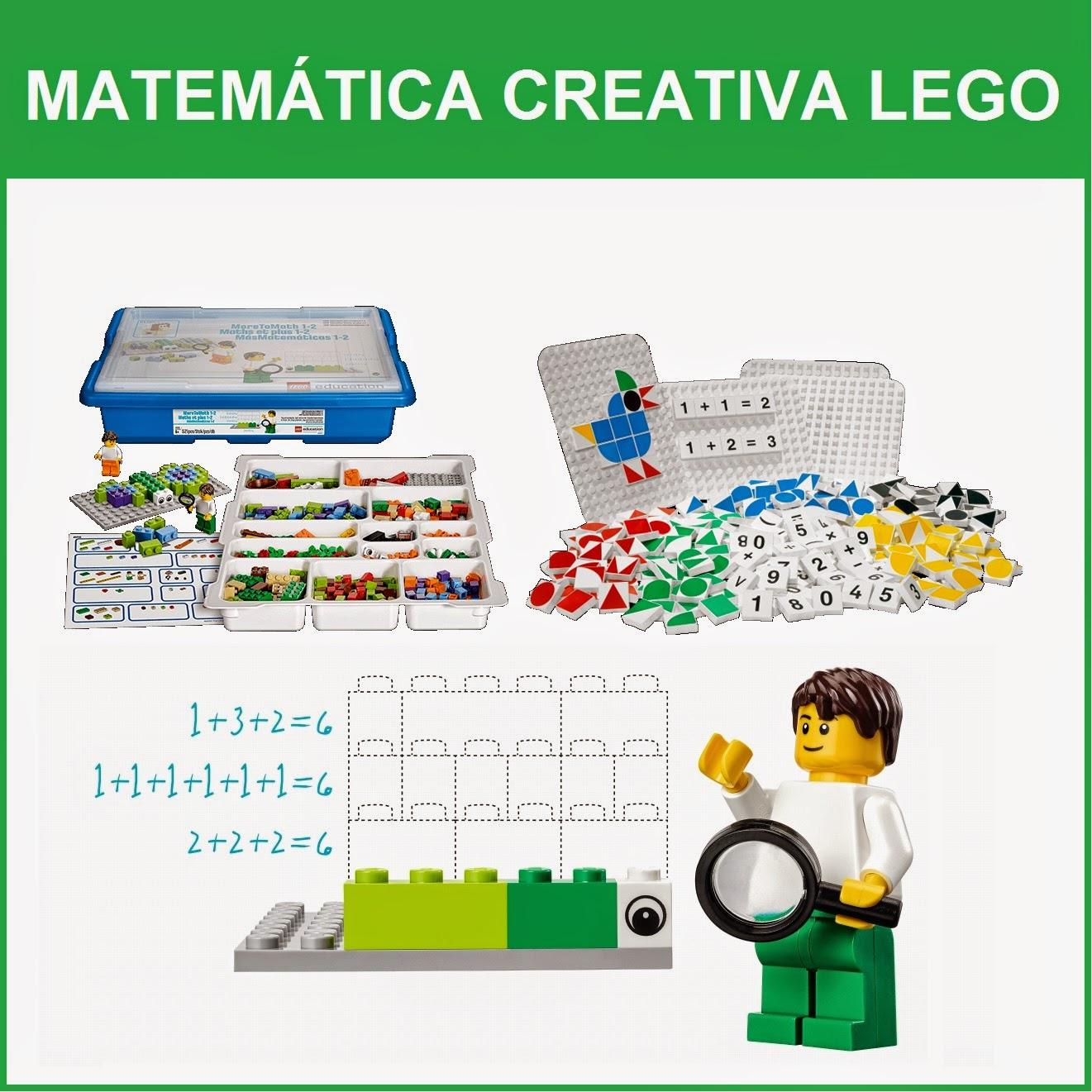 Matemática Creativa Lego