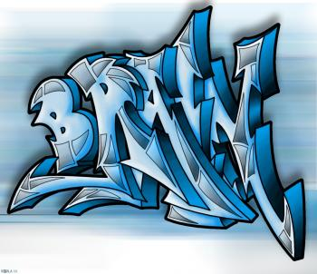 Graffiti Names | GRAFFITI GENERAL