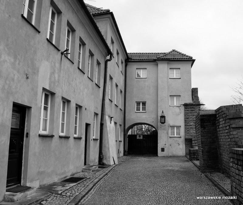 Warszawa Stare Miasto Old Town kamienica Śródmieście zabytek uliczka