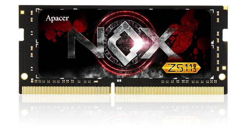 NOX DDR4 64GB 3000MHz SO-DIMM