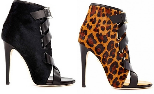 STYLEDITORIAL101, DIANE VON FURSTENBERG, SHOES, FALL, 2013, COLLECTION