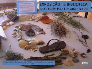 Exposição: Ria Formosa? Um olhar crítico