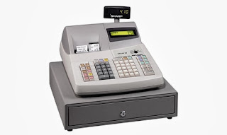 Sharp ER-A410 cash register