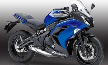 New Kawasaki Ninja 650 | Spesifikasi Lengkap dan Harga