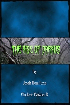 the rise of darkus, josh hamilton, rise darkus, ticker twizted, sci-fi, adventure