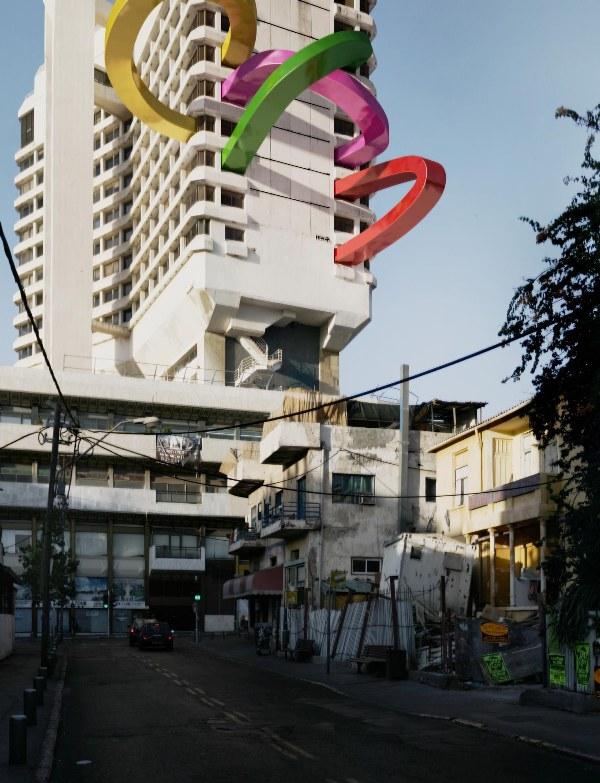 El creador de los edificios imposibles, Victor Enrich