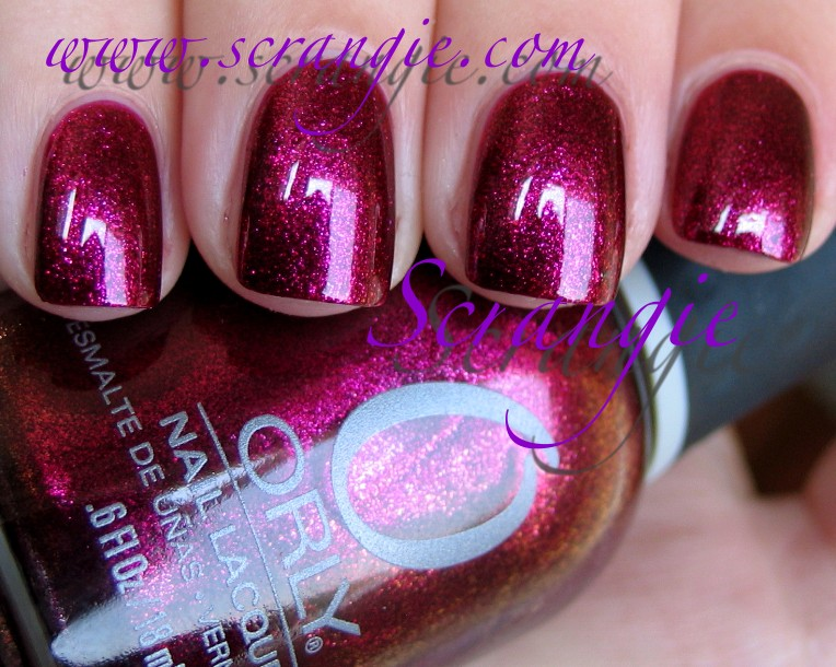 Orly Rock Solid, Free Shipping at Nail Polish Canada