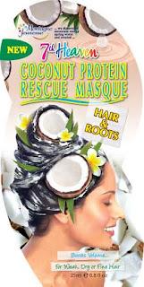 Cuidar el pelo con Mascarillas capilares de 7th Heaven