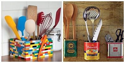 Inspirações para redecorar a cozinha...