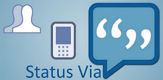 Update Status Facebook Via Apa Saja ( Update )