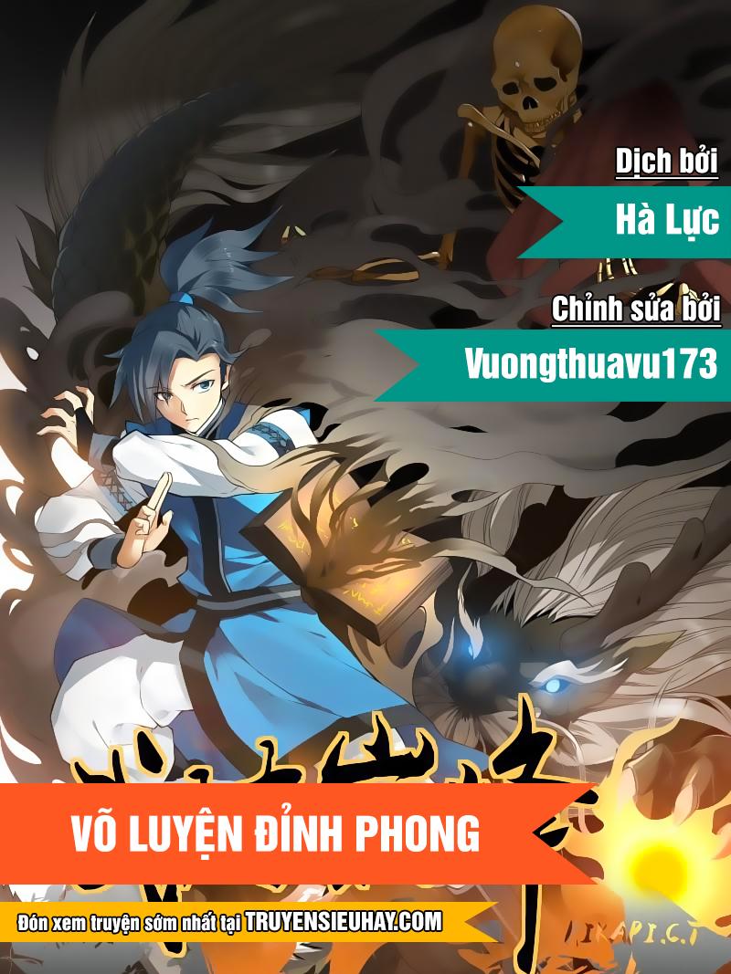 Võ Luyện Đỉnh Phong Chap 112 . Next Chap Chap 113