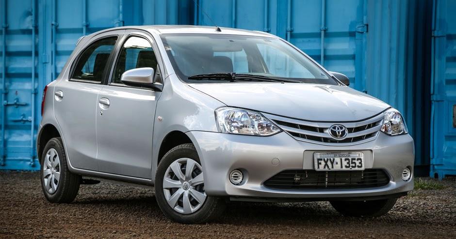 Toyota confirma novos motores mais potentes para etios - Hatch empresa ...