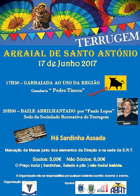 ARRAIAL DE SANTO ANTÓNIO NA TERRUGEM