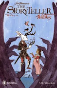 'Jim Henson's The Storyteller Witches' comic book