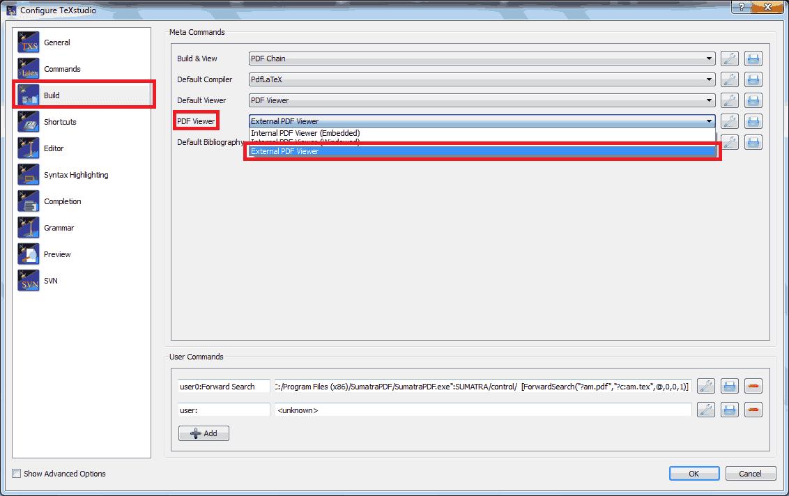 Use External PDF Viewer
