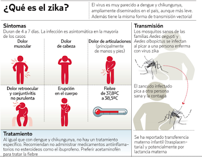 Virus Zica, resumen en 3 minutos