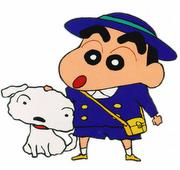 sinchan cartoon