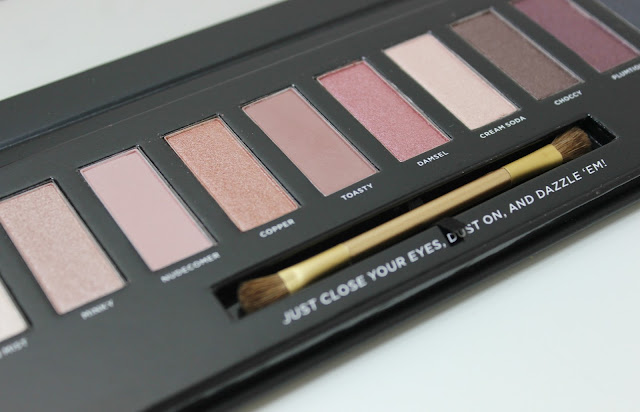A picture of Soap & Glory The Perfect Ten Limited Edition Eyeshadow Palette