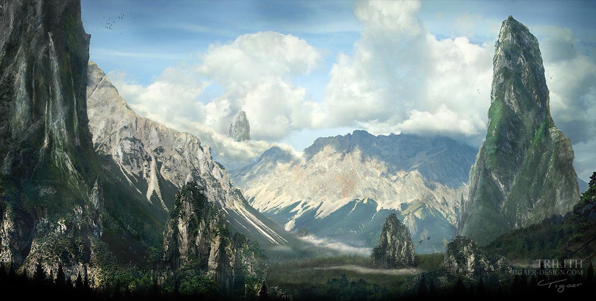 """Tigaer: """"Trilith"""" (2007)"""