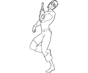 #3 Cobra Coloring Page