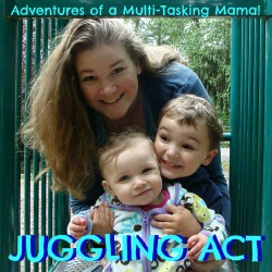 Juggling Act Mama blog