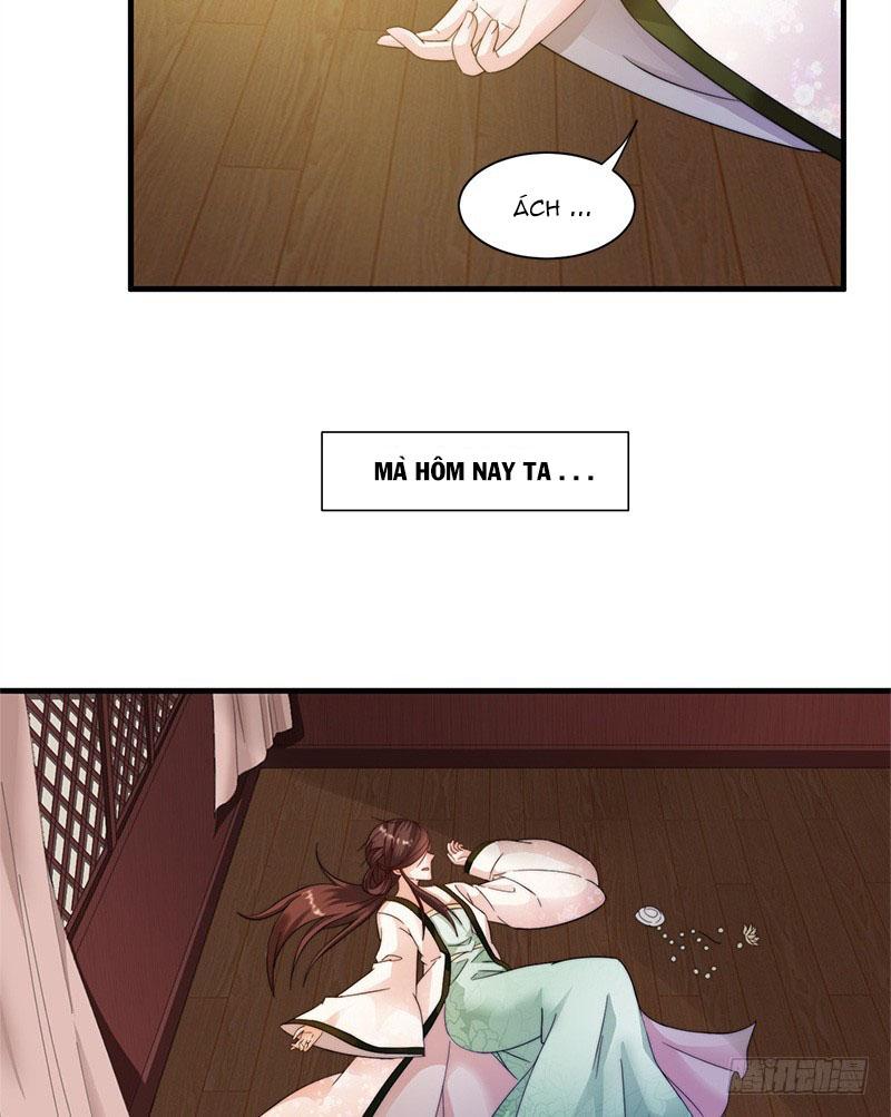 Niết Bàn Chi Phượng Nhan Lâm Ca chap 1 - Trang 4