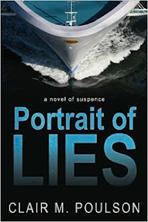 Portrait of Lies by Clair M. Poulson