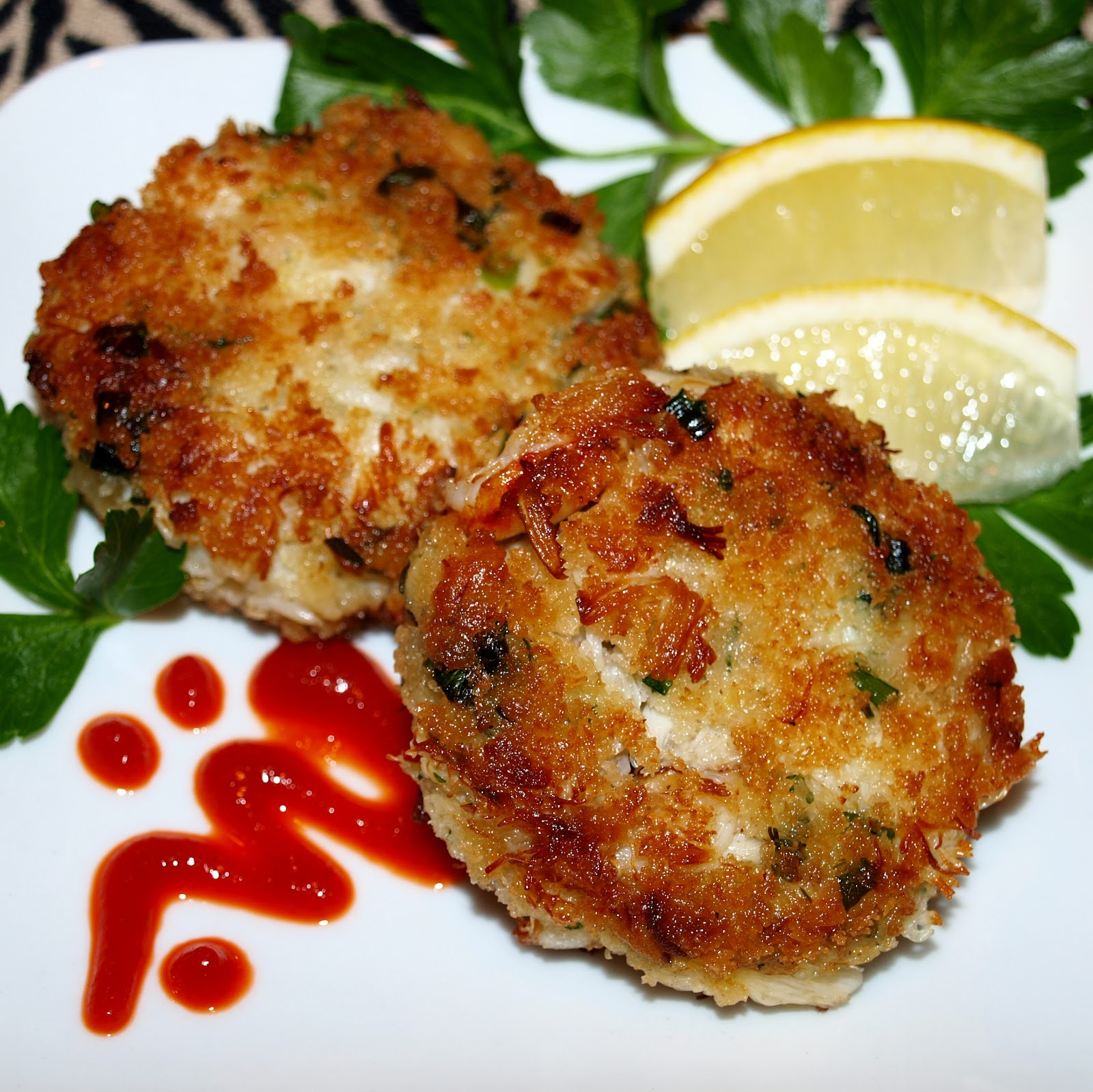 Pacific Northwest Dungeness Crab Cakes |