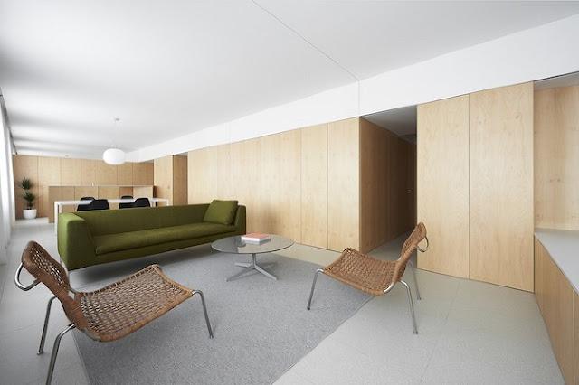 Penyatuan 4 Buah Flat Menjadi Satu Apartment