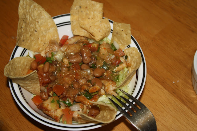 Taco Salad on Delicious Dish Tuesday!