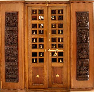 for Main Doors, Pooja Room Doors, Frames, design.Pooja Room Design ...