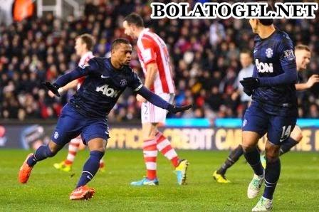 Prediksi Bola Stoke City vs Manchester United 1 Februari 2014