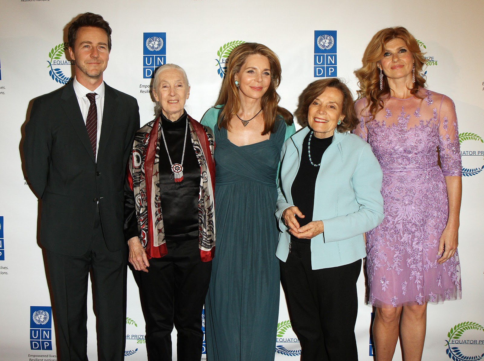 Queen Noor And Queen Rania Prize Gala Queen Noor
