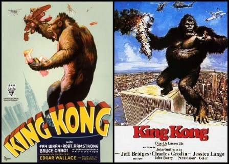 king kong remake analysis Top 10 best movie remakes, including the magnificent seven, king kong, the fly, casino royale, scarface, and a fistful of dollars.