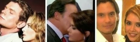 Especial MasQueTelenovelas: Parejas repetidas en las telenovelas