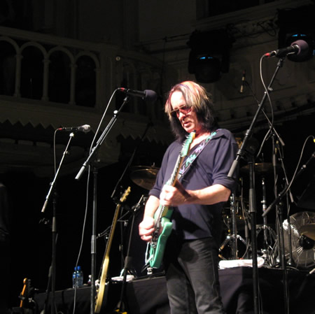 Todd Rundgren live at the Paradiso, Amsterdam, The Netherlands - 2010-02-08